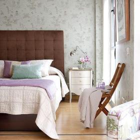 卧室大床装修案例
