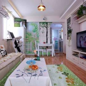 一室一厅案例展示