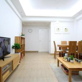 日式清新自然日式风格客厅餐厅玄关玄关柜图片
