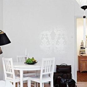 客厅餐桌桌子餐桌椅椅壁纸设计图