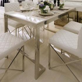 精致椅水晶灯摆饰设计图