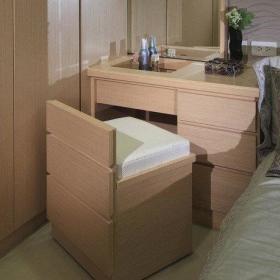卧室衣柜梳妆台妆台设计方案