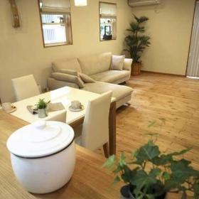 日式日式风格客厅设计案例