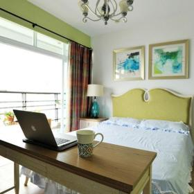 卧室阳台门窗设计案例