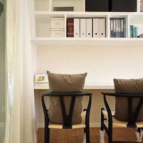 日式书房榻榻米玻璃门案例展示