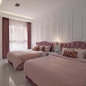 华丽舒适60平现代新古典宅邸