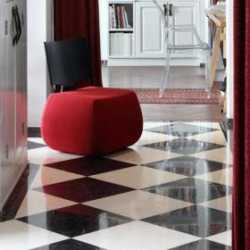 客厅卧室木质地板设计案例展示
