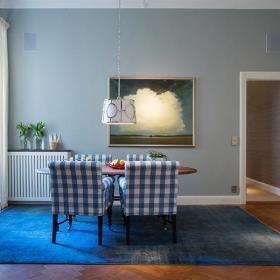 餐厅椅挂画设计案例展示