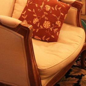 温馨重软装别墅设计案例