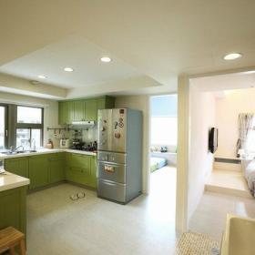 英伦厨房设计案例展示