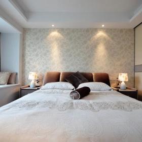 浪漫大床设计案例