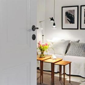 客厅一居室一居沙发桌子装修案例