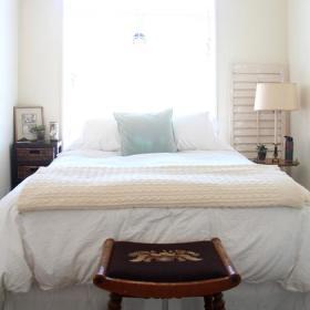 清新自然椅毯子装修案例