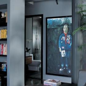 设计师夫妇疯狂精打细算 8万设计LOFT美宅