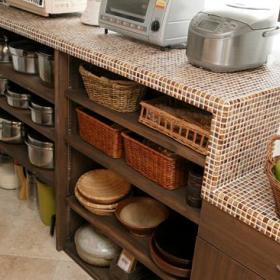 22年老房收纳有道 日本99㎡清新小窝