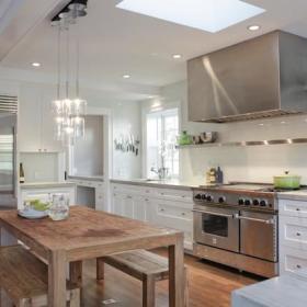 厨房美色•纯净白