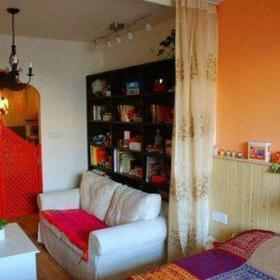 温馨一居室一居案例展示