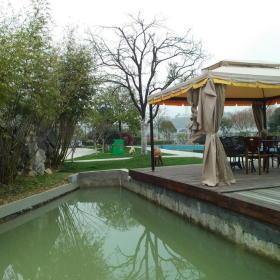 花园外景别墅设计案例