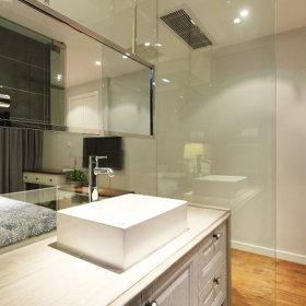 卧室卫浴卫浴镜效果图