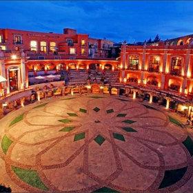 墨西哥酒店装修图