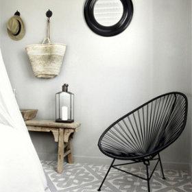 简约椅子椅装修图