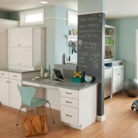 客厅厨房设计案例