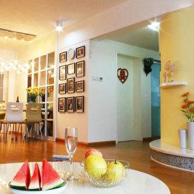 客厅餐厅射灯设计案例