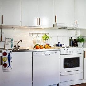 精致时尚前卫厨房设计案例