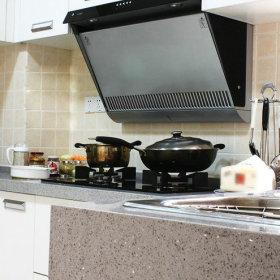 厨房油烟机装修效果展示