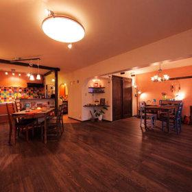 欧式日式清新浪漫厨房餐桌木质餐桌案例展示
