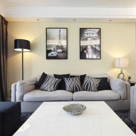 现代客厅设计方案