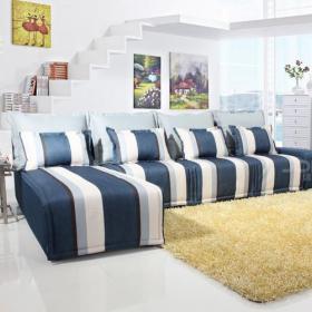 地中海地中海风格客厅沙发图片