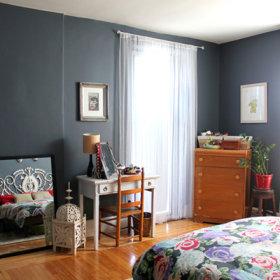自然客厅木地板设计案例