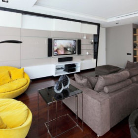 混搭沙发单人沙发设计方案