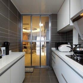 厨房移门设计案例