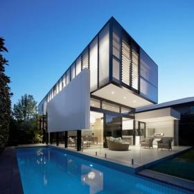 土豪们快收藏吧!11套现代别墅外形设计