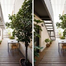 浪漫木地板装修效果展示