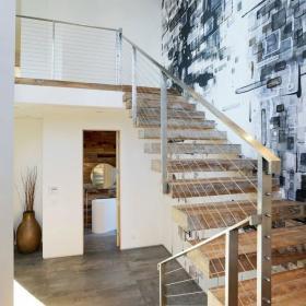 楼梯墙面设计案例展示