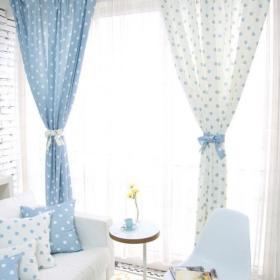 十款不同风格的窗帘 美到你了吗?