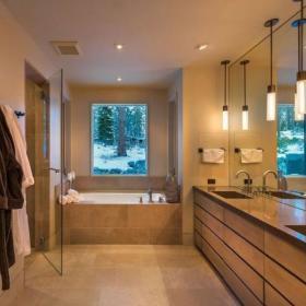 浴室装修效果展示
