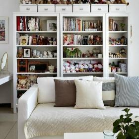 复古客厅沙发设计方案