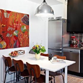 十款不同风格餐厅设计  总有一款适合你!