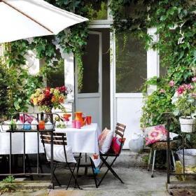 温馨植物花架设计案例展示