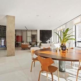 现代典雅风格 2000万美元的纽约大宅