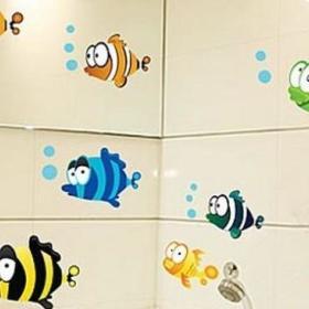 卫生间墙面装修案例
