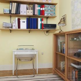简约书房装修效果展示