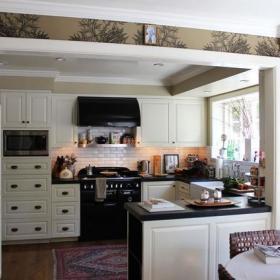 简欧简欧风格厨房设计案例