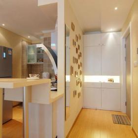 现代简约玄关玄关柜设计案例