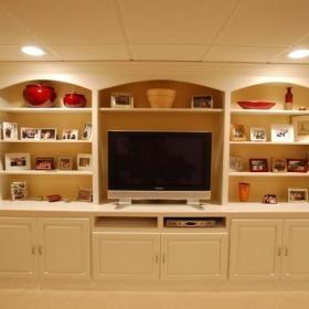 电视柜设计案例展示