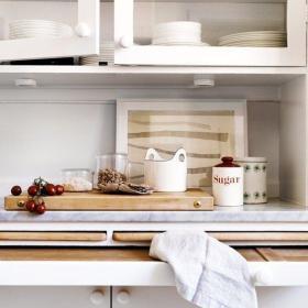 北欧厨房收纳设计图